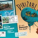 BUDI festival - izložba Danskog stripa